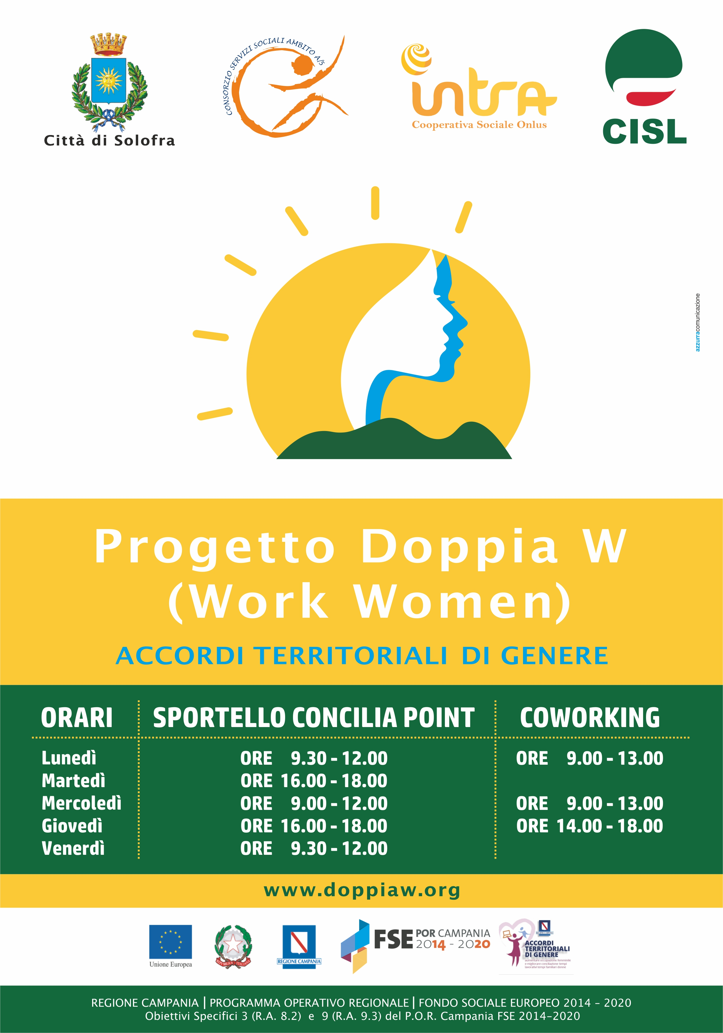 DOPPIA W: WORK WOMEN